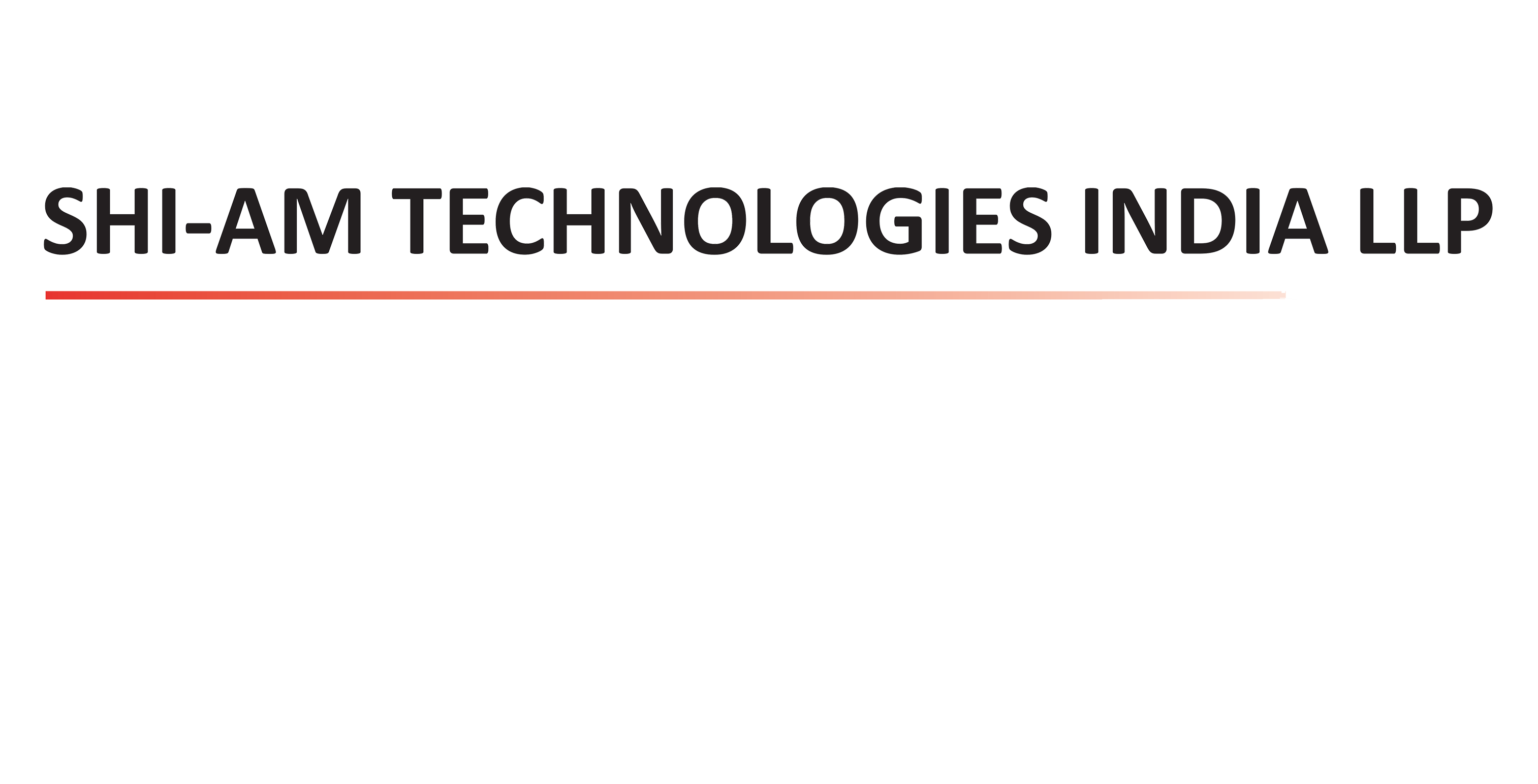 SHIAM TECHNOLOGIES INDIA LLP